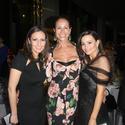 Patricia Lobaccaro, Andrea Dellal and Maria Carolina Tavares de Melo