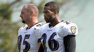 Ravens players are ready to get back on the field