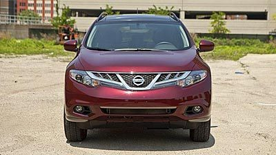 2011 Nissan Murano Keeps Good Qualities And Feels Comfortable For Families    Chicago Tribune