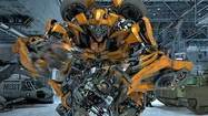 Transformers ride to debut at Universa