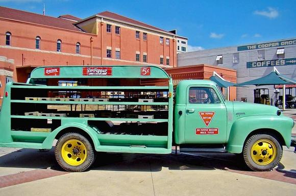 Dr Pepper Museum in Waco, Texas