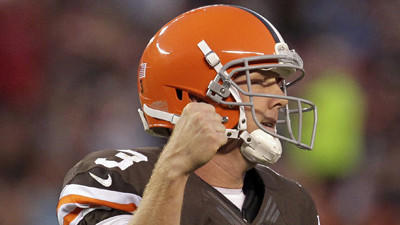Ravens talked with Brandon Weeden before he signed with Cowboys…