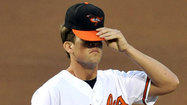 Orioles notebook: Brian Matusz says he wasn't 'mentally prepared' for the start of the season