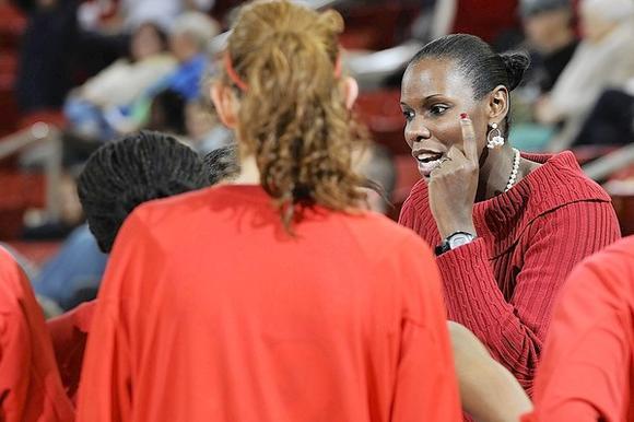 Kecoughtan ties reunite Radford coach Tajama Ngongba with Jennifer Conrad