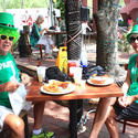 St. Patrick's Day in Fort Lauderdale Pictures