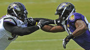 Ravens training camp highlights: Monday