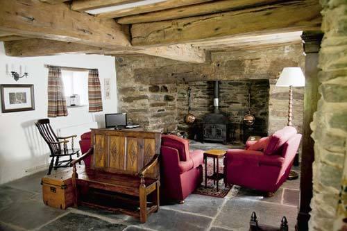 Dyffryn Mymbyr cottage