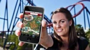 New Busch Gardens app gives directions via GPS