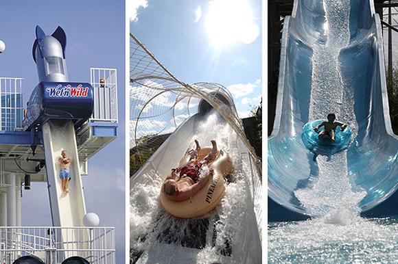 Orlando water parks
