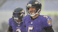 Ravens retooling; now it's up to Flacco
