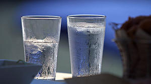 Odd chemicals turn up in drinking water
