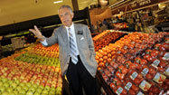 The Interview: Bill Sumas, vice chairman of Village Super Market Inc.
