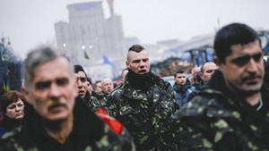 In Ukraine, the jobless and aimless replace the revolutionaries