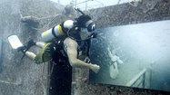 Underwater art exhibit debuts in Florida Keys