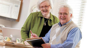 Semi-retired pastor finds solace in familiarity