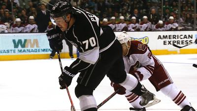 Yandle And Halpern Score Goals In 3rd Period, Rally Coyotes Over Kings 4-3
