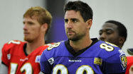 Ravens' Pitta hoping to fill Heap's void at tight end