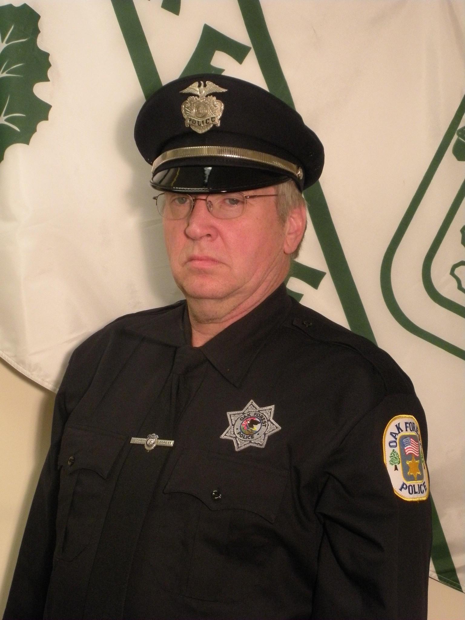 Ofc. Jim Morrissy