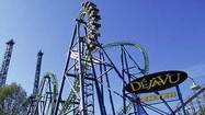 Six Flags Magic Mountain to remove Deja Vu coaster