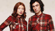 Looks from the Pendleton Fall 2011 Portland Collection
