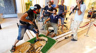 Photos: Ousting Muammar Gaddafi