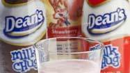 Calories, sugar reduced in flavored milk for kids