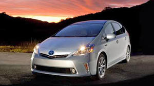 Toyota ratchets up the room with 2012 Prius v