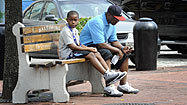 After Irene, parents cope with no power and no school