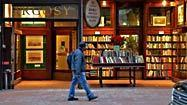 New York City sights for book lovers