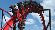 Photos: New attractions coming to Six Flags parks in 2012