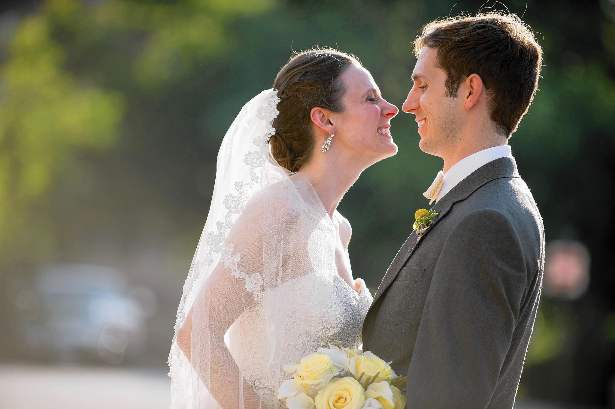 Kathryn and Sean Hendricks.