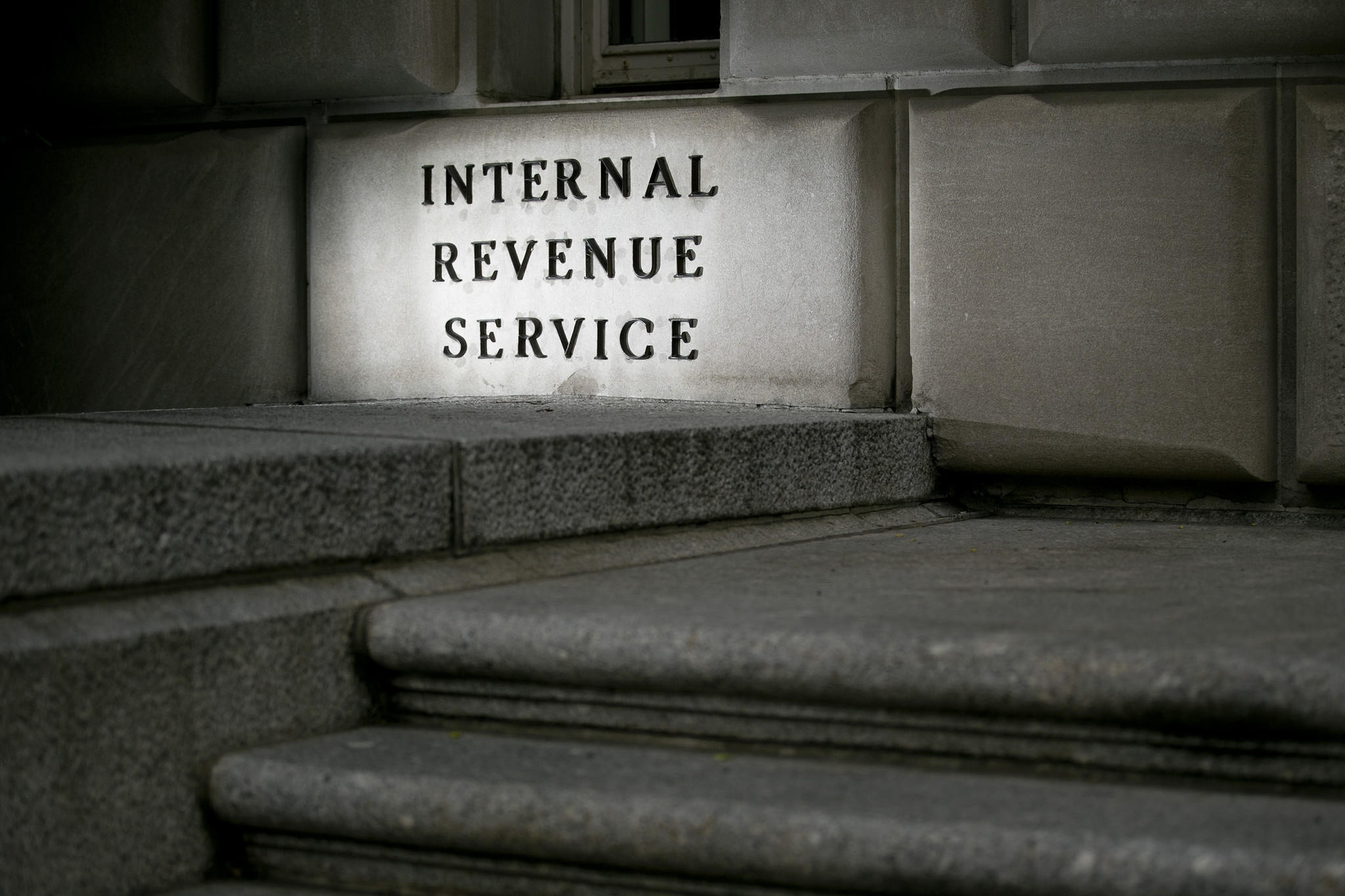 The Internal Revenue Service (IRS) headquarters stands in Washington, D.C., U.S., on Wednesday, May 15, 2013.