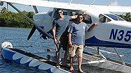 Making a splash: Navy pilot brings seaplane service to South Florida