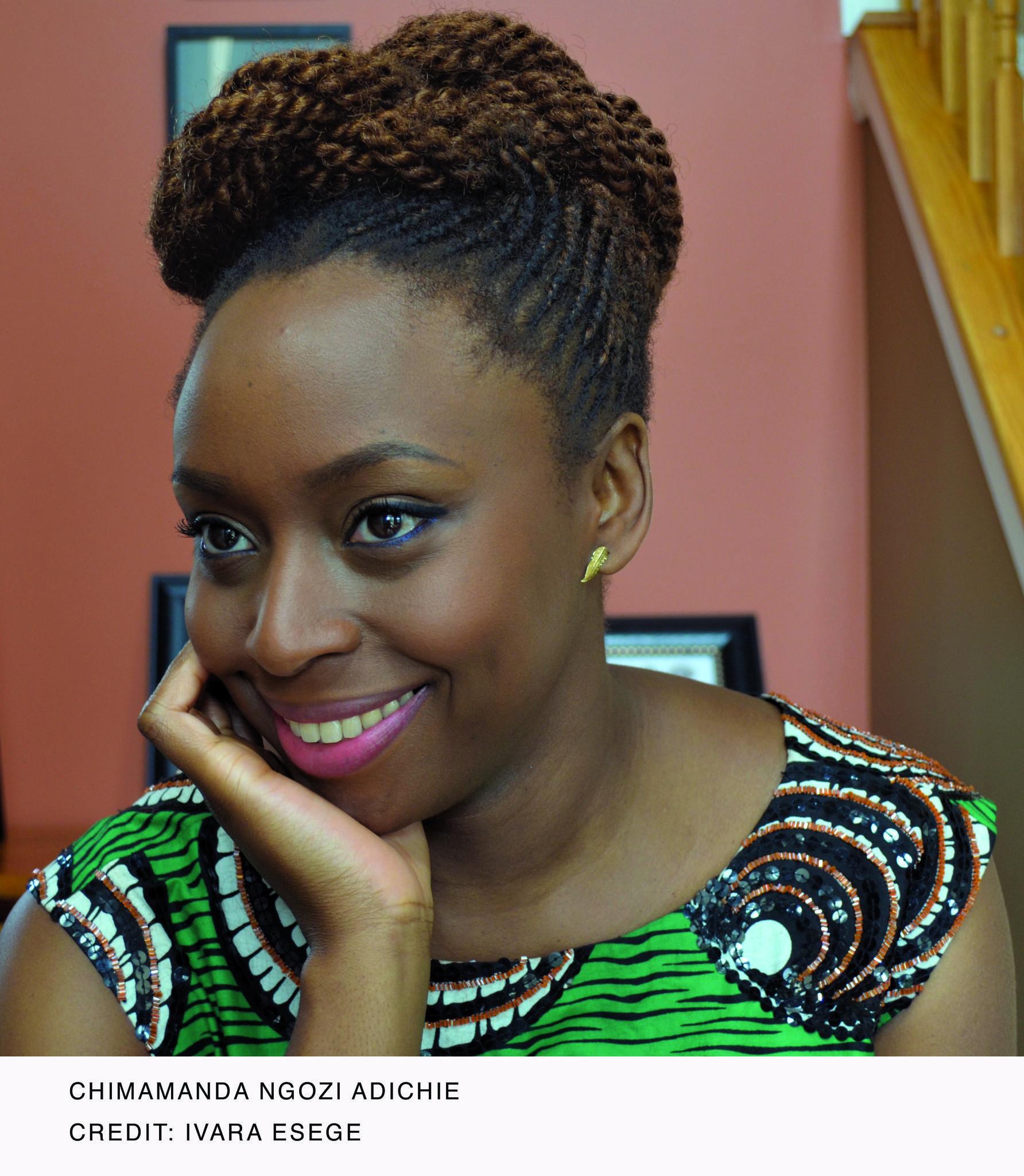 """Chimamanda Ngozi Adichie, author of """"Americanah."""" Photo by Ivara Esege"""