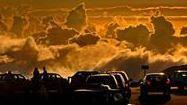 Haleakala, Hawaii: Greeting the dawn from on high