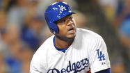 Carl Crawford leaves minor league game with 'minor' shoulder injury