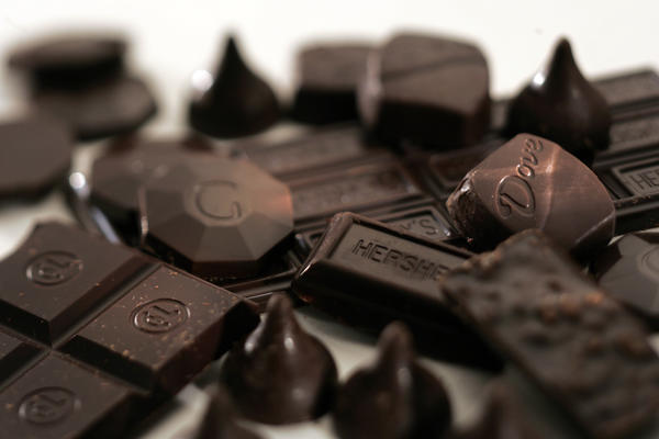 Dark Chocolate Helps Heart Health