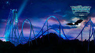 Wild Eagle winged coaster to debut at Dollywood in 2012