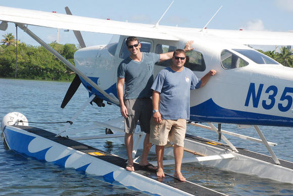 Seaplane tourism in South Florida