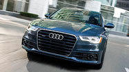 2012 Audi A6 is ready for the limelight
