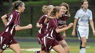 Girls soccer: Sophomores carry No. 15 Broadneck to 2-1 OT win over No. 10 South River