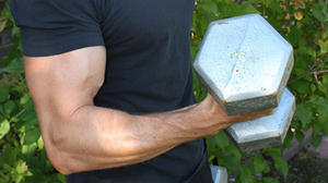In-Your-Face Fitness: How to build come-hither biceps