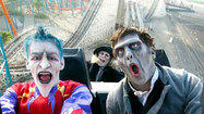 Photos: Fright Fest 2012 at Six Flags Magic Mountain