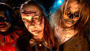 Six Flags Magic Mountain unveils Fright Fest 2011 lineup