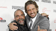 Q&A: Real-life 'Machine Gun Preacher' Sam Childers and writer Jason Keller