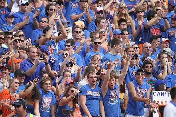 Florida Gators vs. Tennessee Volunteers