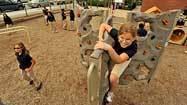 Roland Park parents push for middle-school recess