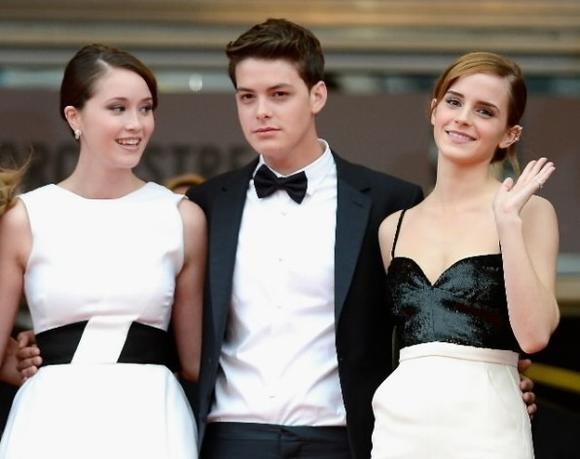 Katie Chang, Israel Broussard, Emma Watson