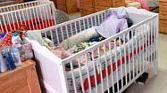 Maryland proposes ban on crib bumpers