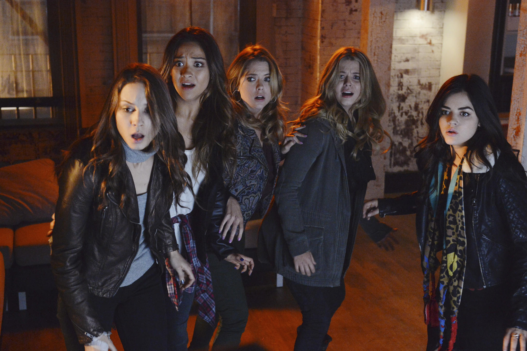 "The ladies of ""Pretty Little Liars"" finally get all of the answers about what happened to Ali."